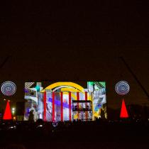 Дворцовая площадь 2019